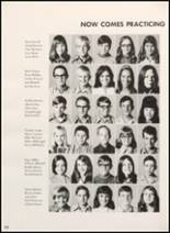 1972 Clyde High School Yearbook Page 106 & 107