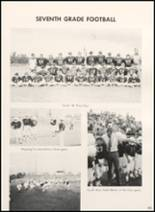 1972 Clyde High School Yearbook Page 108 & 109