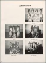 1972 Clyde High School Yearbook Page 114 & 115