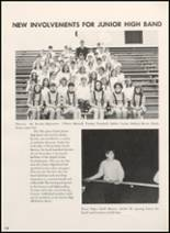 1972 Clyde High School Yearbook Page 116 & 117