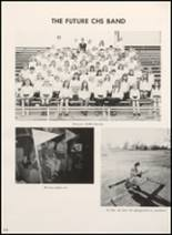 1972 Clyde High School Yearbook Page 120 & 121