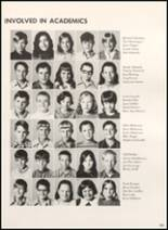 1972 Clyde High School Yearbook Page 126 & 127