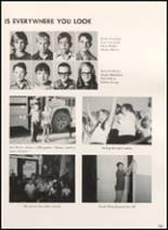 1972 Clyde High School Yearbook Page 128 & 129