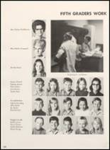 1972 Clyde High School Yearbook Page 130 & 131