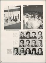1972 Clyde High School Yearbook Page 132 & 133