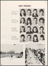 1972 Clyde High School Yearbook Page 136 & 137
