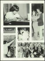 1979 Crystal Lake Central High School Yearbook Page 16 & 17