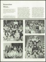 1979 Crystal Lake Central High School Yearbook Page 54 & 55