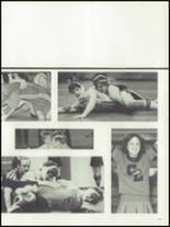 1979 Crystal Lake Central High School Yearbook Page 98 & 99