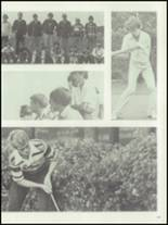 1979 Crystal Lake Central High School Yearbook Page 106 & 107