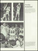 1979 Crystal Lake Central High School Yearbook Page 108 & 109