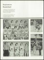 1979 Crystal Lake Central High School Yearbook Page 110 & 111