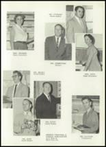 1960 Ft. Leboeuf High School Yearbook Page 12 & 13