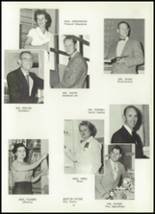 1960 Ft. Leboeuf High School Yearbook Page 14 & 15