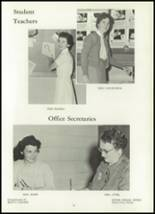 1960 Ft. Leboeuf High School Yearbook Page 16 & 17