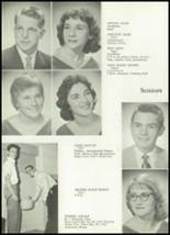 1960 Ft. Leboeuf High School Yearbook Page 20 & 21