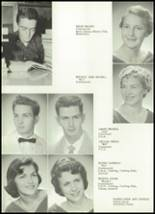 1960 Ft. Leboeuf High School Yearbook Page 22 & 23