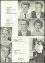 1960 Ft. Leboeuf High School Yearbook Page 24 & 25