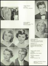 1960 Ft. Leboeuf High School Yearbook Page 26 & 27