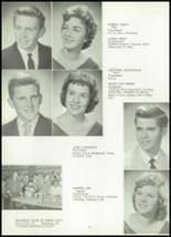1960 Ft. Leboeuf High School Yearbook Page 28 & 29