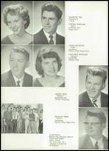 1960 Ft. Leboeuf High School Yearbook Page 32 & 33