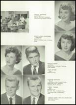 1960 Ft. Leboeuf High School Yearbook Page 34 & 35