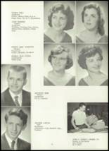 1960 Ft. Leboeuf High School Yearbook Page 36 & 37