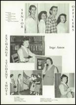 1960 Ft. Leboeuf High School Yearbook Page 38 & 39