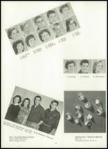 1960 Ft. Leboeuf High School Yearbook Page 44 & 45