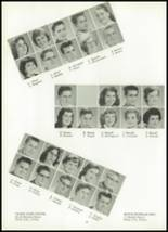 1960 Ft. Leboeuf High School Yearbook Page 46 & 47