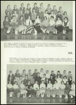 1960 Ft. Leboeuf High School Yearbook Page 54 & 55