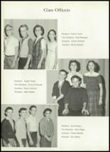 1960 Ft. Leboeuf High School Yearbook Page 58 & 59