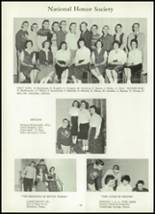 1960 Ft. Leboeuf High School Yearbook Page 62 & 63