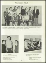1960 Ft. Leboeuf High School Yearbook Page 64 & 65