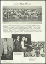 1960 Ft. Leboeuf High School Yearbook Page 70 & 71
