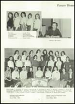 1960 Ft. Leboeuf High School Yearbook Page 80 & 81