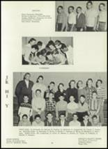 1960 Ft. Leboeuf High School Yearbook Page 88 & 89