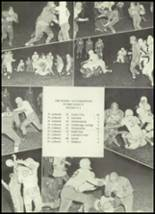 1960 Ft. Leboeuf High School Yearbook Page 100 & 101