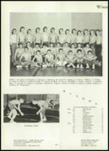 1960 Ft. Leboeuf High School Yearbook Page 106 & 107
