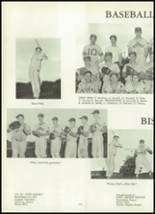 1960 Ft. Leboeuf High School Yearbook Page 108 & 109