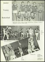 1960 Ft. Leboeuf High School Yearbook Page 112 & 113