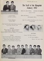 1947 Brooklyn Technical High School Yearbook Page 82 & 83