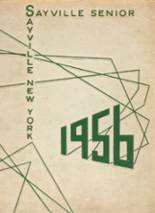 1956 Yearbook Sayville High School