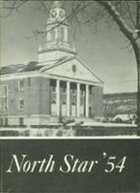 1954 Yearbook Northside High School