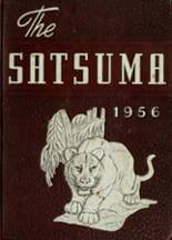 1956 Yearbook Silsbee High School