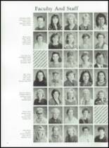 1998 Baird High School Yearbook Page 10 & 11