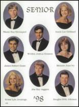 1998 Baird High School Yearbook Page 22 & 23