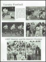 1998 Baird High School Yearbook Page 46 & 47