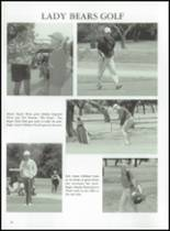 1998 Baird High School Yearbook Page 60 & 61