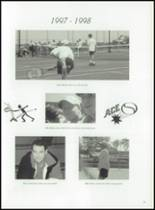 1998 Baird High School Yearbook Page 62 & 63